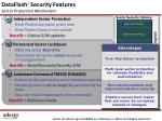 dataflash security features sector protection mechanism