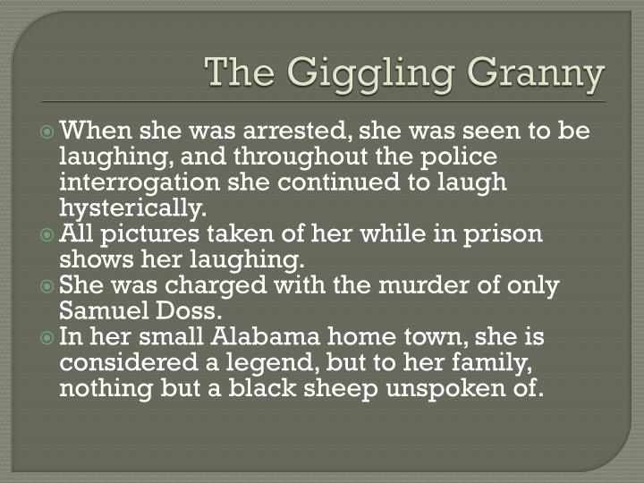The Giggling Granny