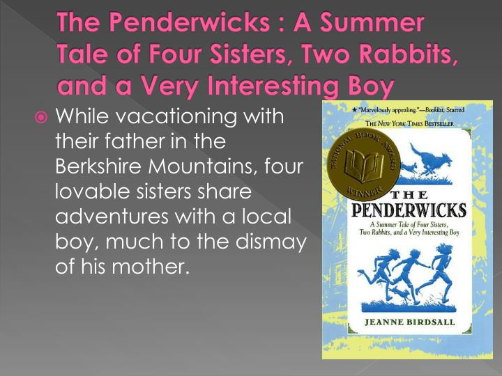 The Penderwicks :