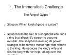 1 the immoralist s challenge2