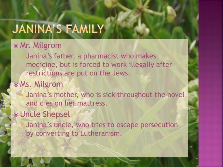 Janina's