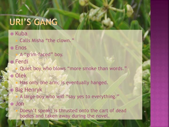 Uri's Gang