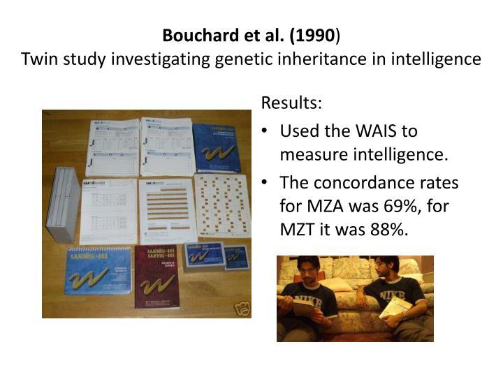 Bouchard et al. (1990