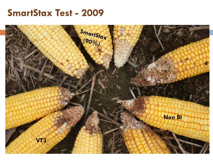 SmartStax Test - 2009