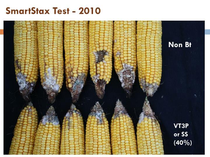SmartStax Test - 2010