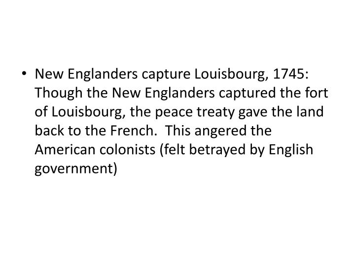 New Englanders capture