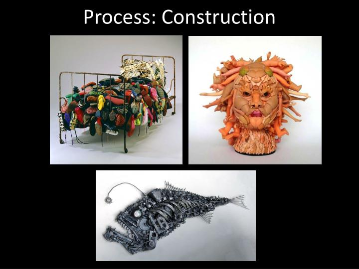 Process: Construction