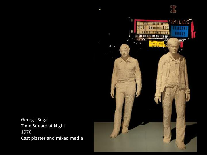 George Segal
