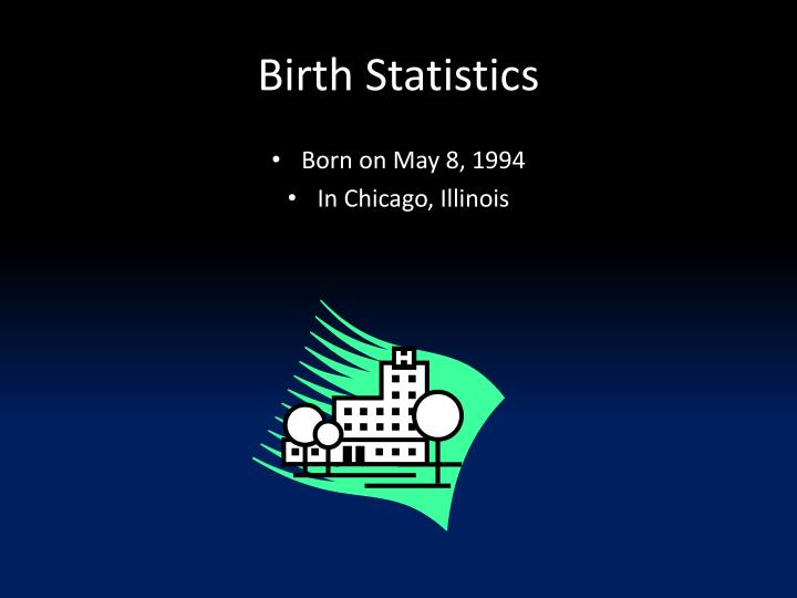 Birth Statistics
