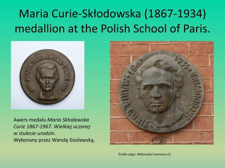 Maria Curie-