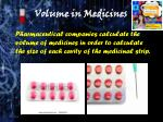 volume in medicines2