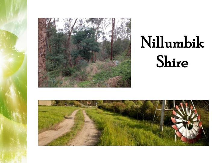 Nillumbik Shire