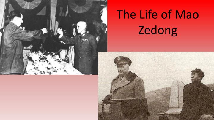 the cultural revolution in china (1965-1976) led by mao zedong essay Marxist philosophy in china : from qu qiubai to mao zedong  cultural revolution was mao's last major  and_the_chinese_revolution__1949-1965__1976.