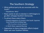 the southern strategy
