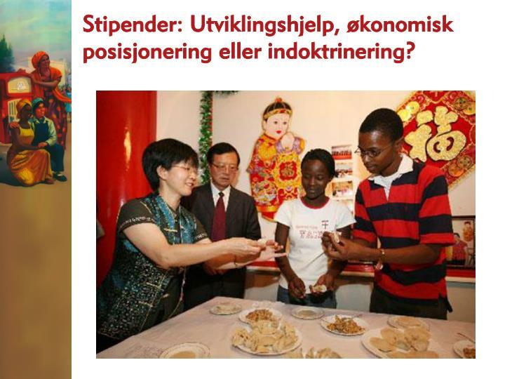 Stipender