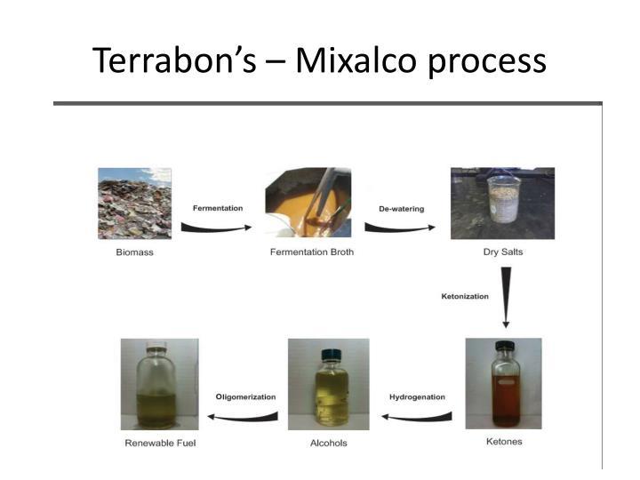 Terrabon's