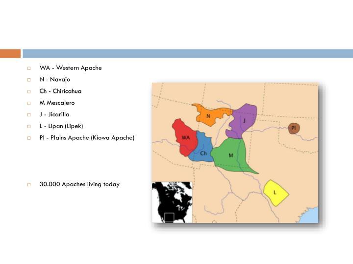 WA - Western Apache
