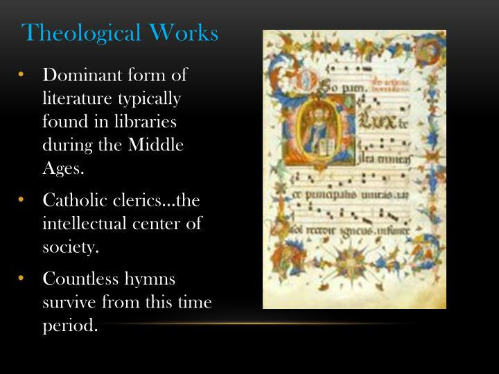 the changes in europe during the middle ages as illustrated in beowulf There were many different types of medieval songs composed that became well known and famous during medieval times, particularly during the middle and the late medieval period.