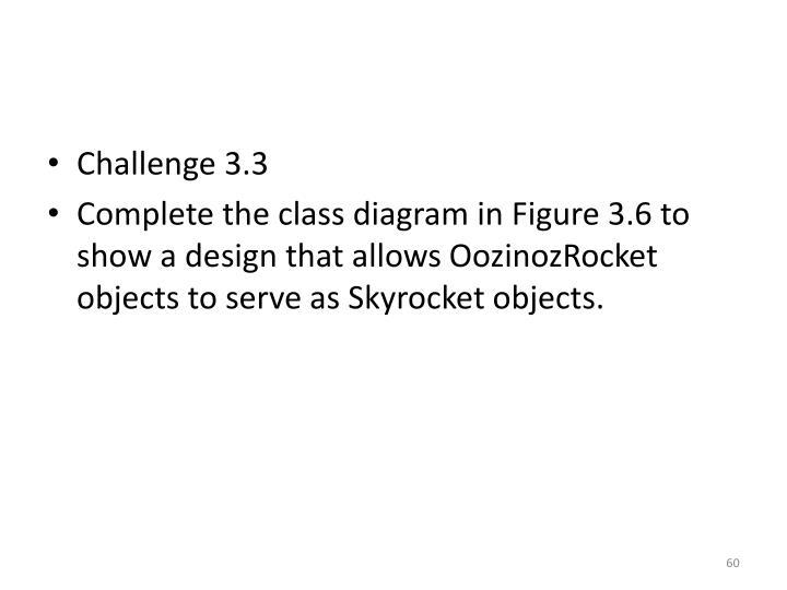 Challenge 3.3