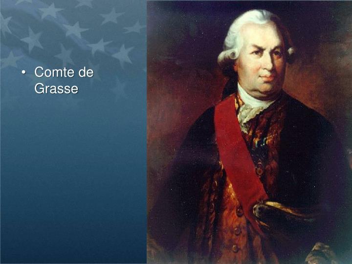 Comte de Grasse