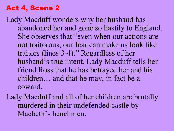 Act 4, Scene 2