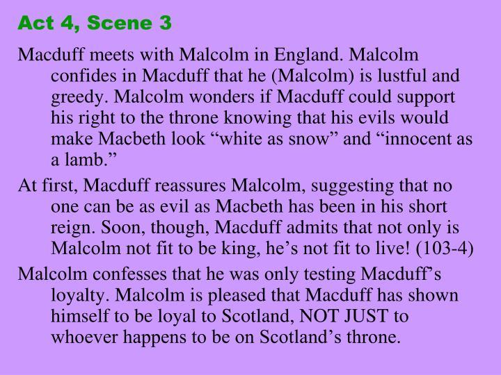 Act 4, Scene 3
