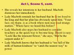act i scene 5 cont