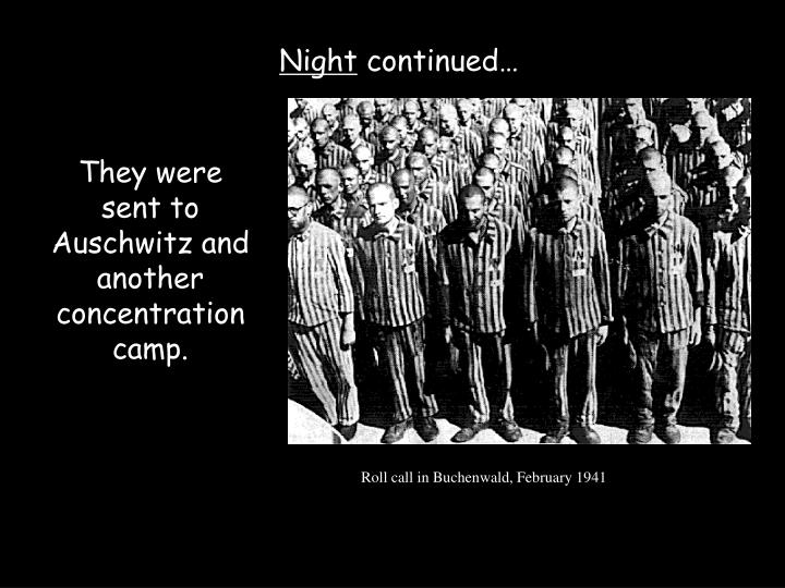 an overview of the nazi germany and holocaust in the novel night by elie wiesel Respected holocaust historian elie wiesel likely faced these same issues as he struggled to resolve his own dilemma  elie wiesel, night,  in nazi germany,.