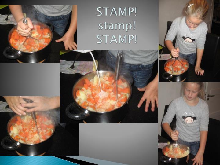 STAMP!