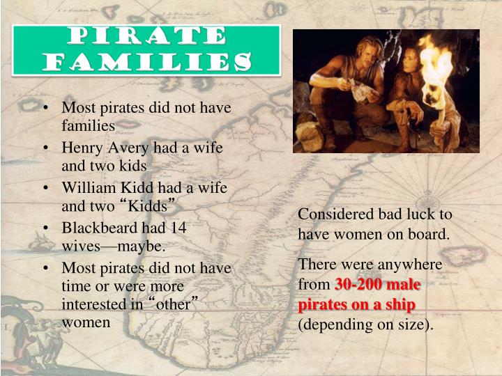 Most pirates