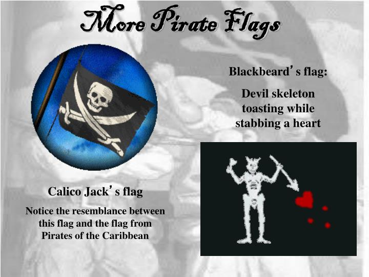 More Pirate Flags