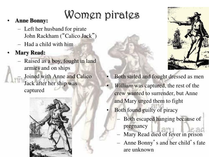 Anne Bonny:
