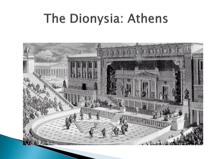 The Dionysia: Athens