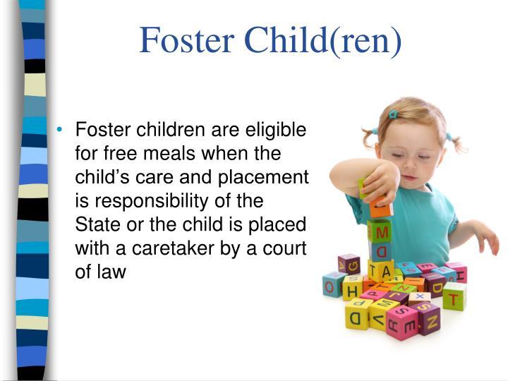 Foster Child(