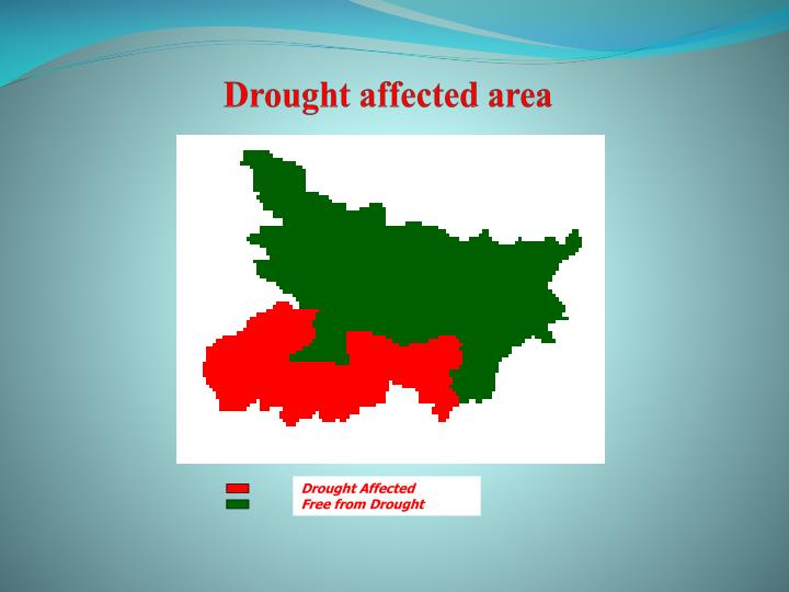 Drought Affected