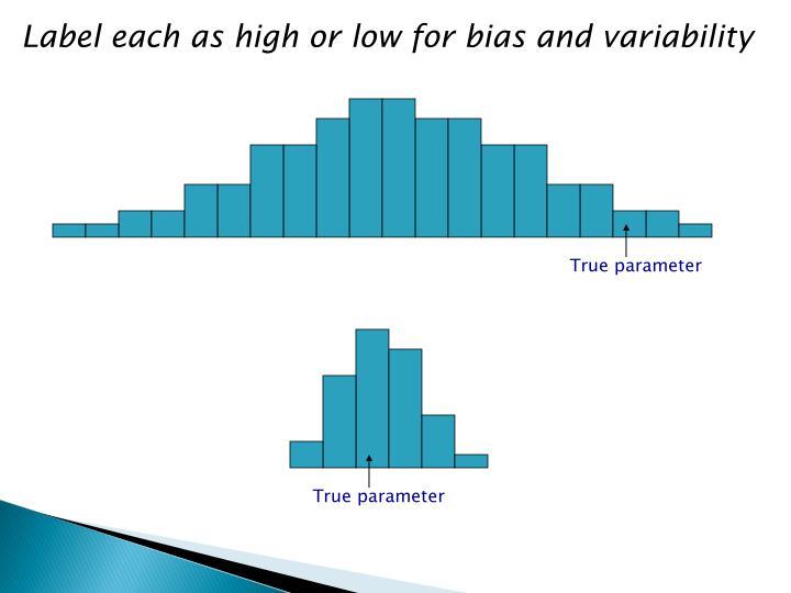 True parameter