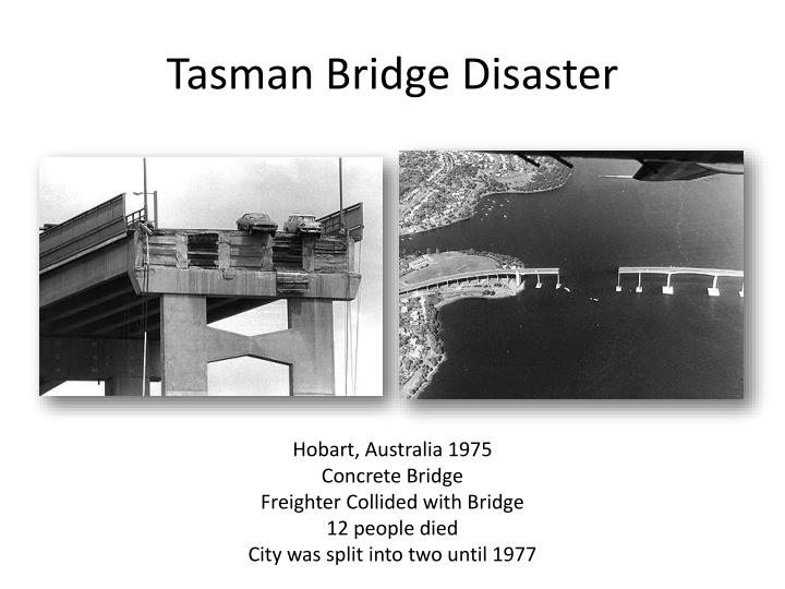 Tasman Bridge Disaster