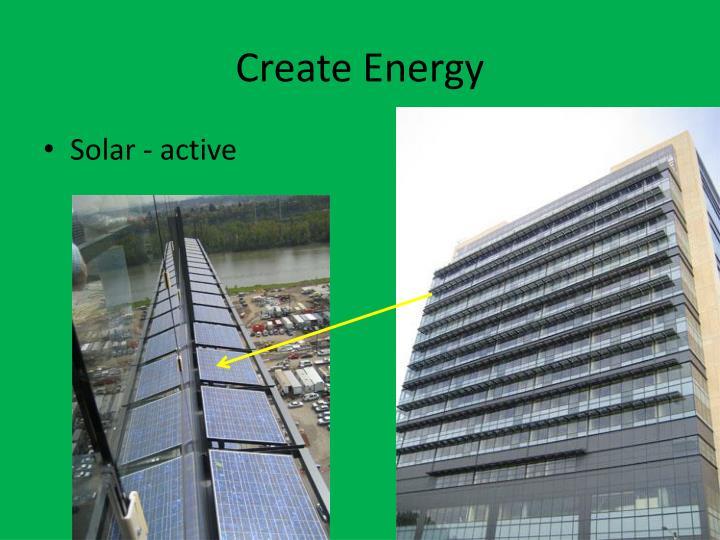 Create Energy