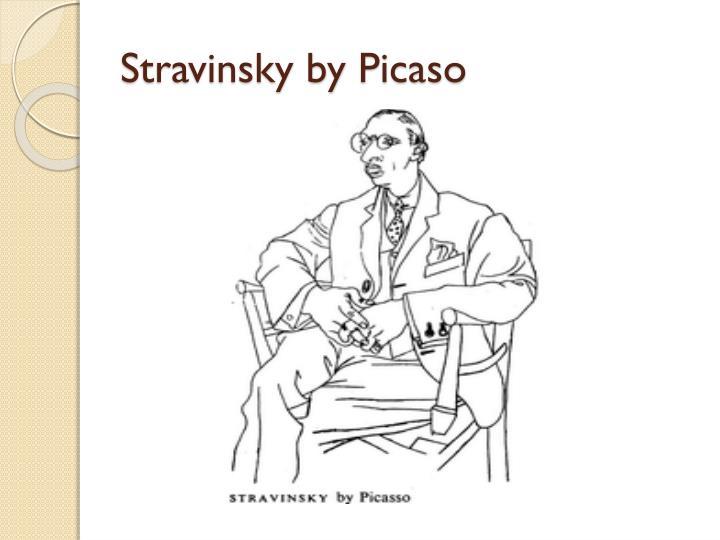 Stravinsky by