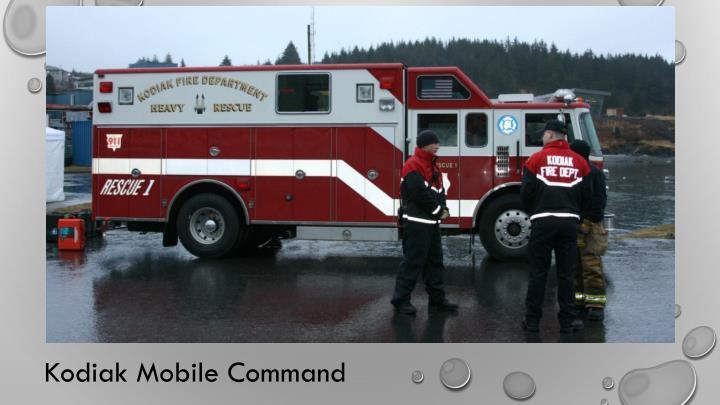 Kodiak Mobile Command
