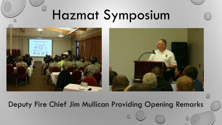 Hazmat Symposium