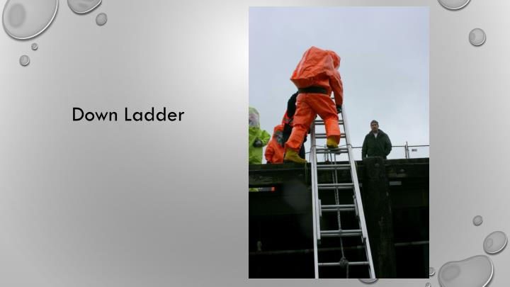 Down Ladder