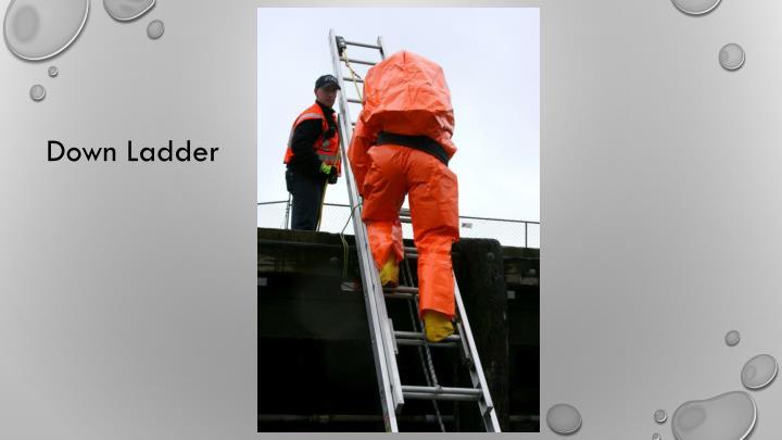 Down Ladder