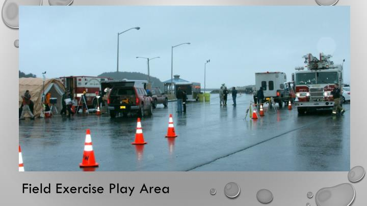 Field Exercise Play Area