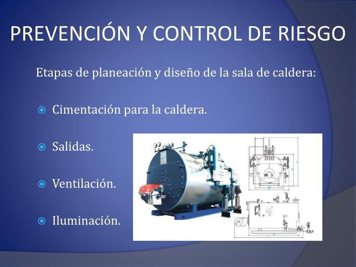PREVENCIÓN Y CONTROL DE RIESGO