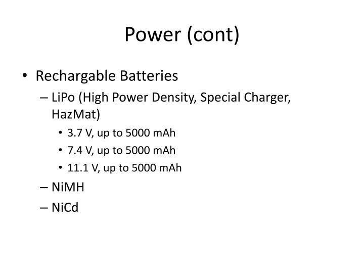 Power (