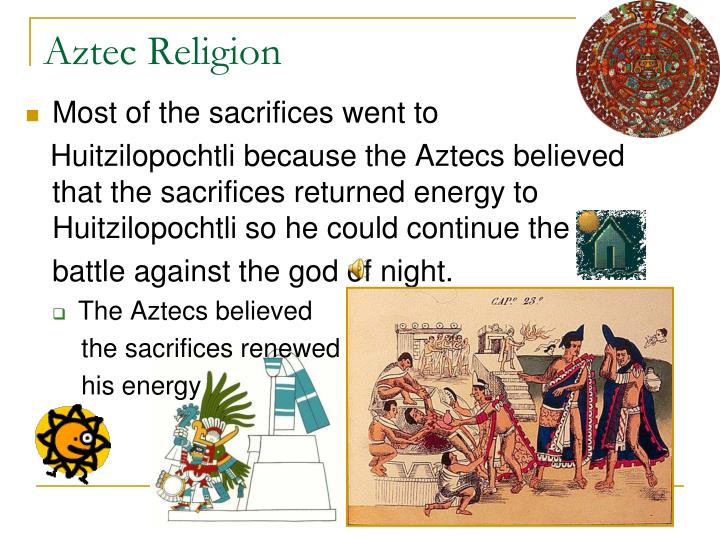 The Aztec - PowerPoint PPT Presentation