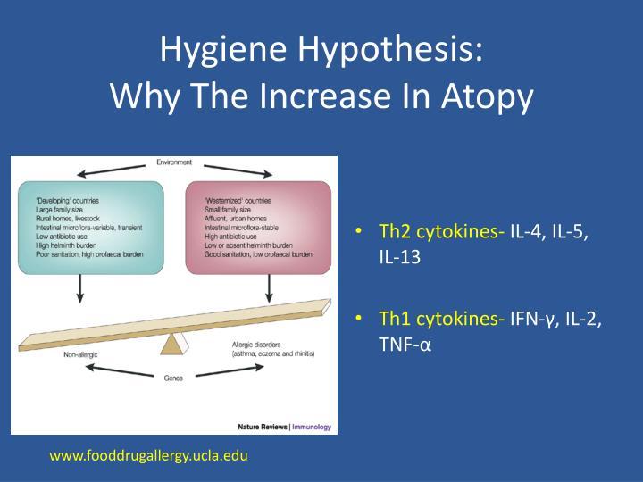 Hygiene Hypothesis: