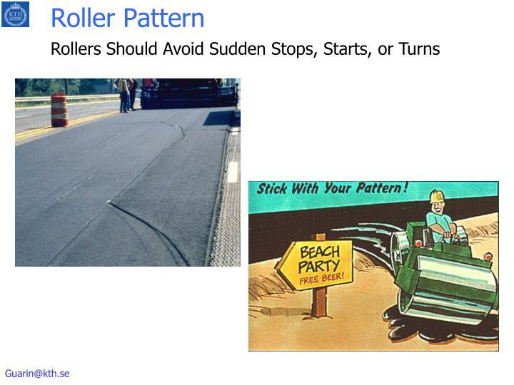 Roller Pattern