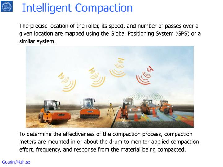 Intelligent Compaction